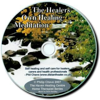 The Healers Own Healing Meditation