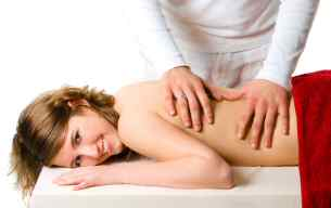 Massage for muscle tension