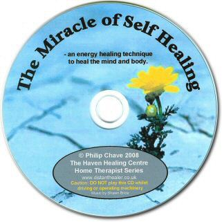 The Miracle of Self Healing CD