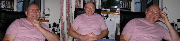 Phil Chave, Spiritual Healer and Complementary Therapist